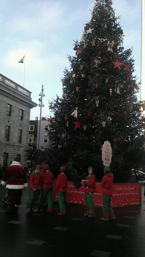 アイルランド, 留学, クリスマス