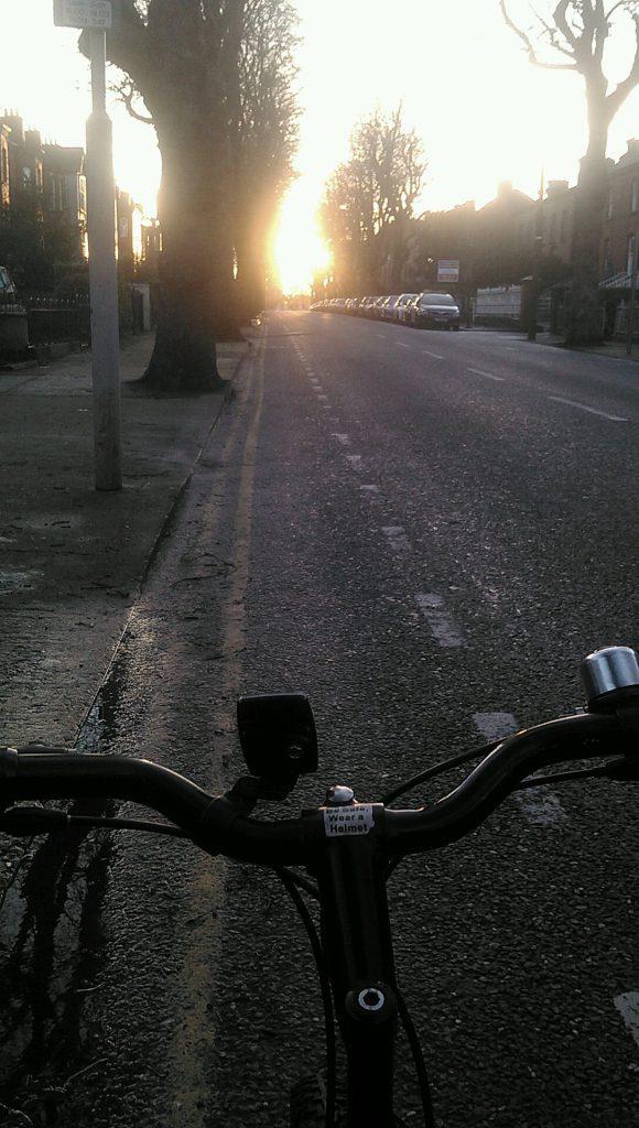 フェニックスパーク, アイルランド, サイクリング