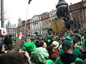 アイルランド, ダブリン, セント・パトリックス・デイ