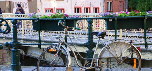 アイルランド留学, ダブリン, 自転車