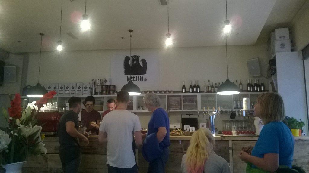 アイルランド, カフェ, ダブリン