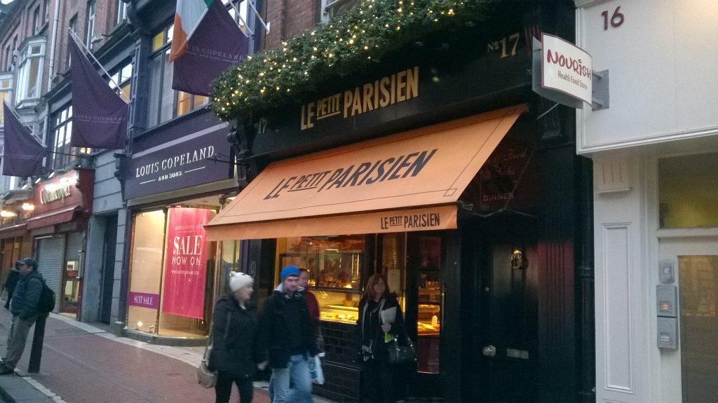 ダブリン, アイルランド, カフェ