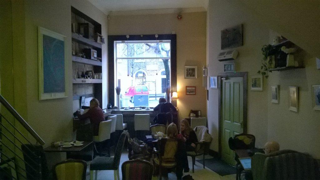 ダブリン, コーク, アイルランド, カフェ