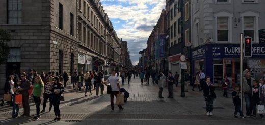 アイルランド, ダブリン, 留学, 生活